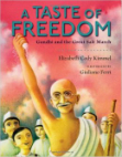 A taste of freedom : Gandhi and the great salt march