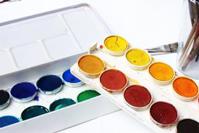 watercolor pans