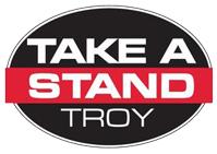 take a stand troy