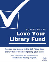 love your library fund
